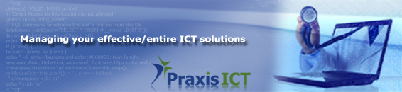 Praxisict.com- Best IT Solution